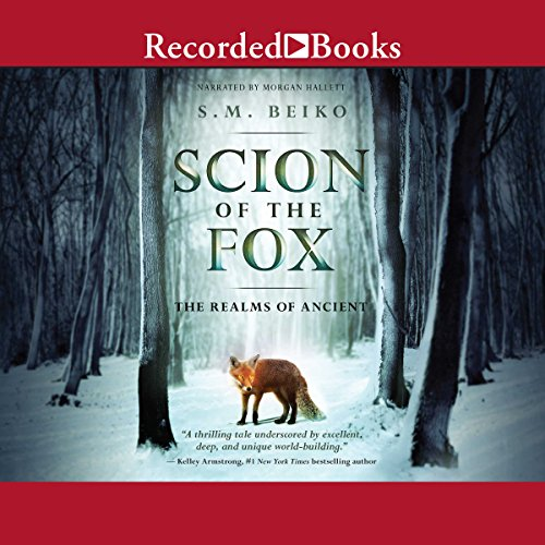 Scion of the Fox cover art