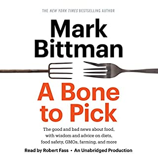 A Bone to Pick audiobook cover art