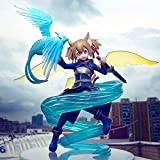 AMrjzr Sword Art Online 2 Silica Beauty Series Figura Modelo Decoración PVC Anime-16CM...