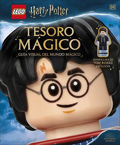 LEGO® Harry Potter. Tesoro mágico: (incluye una minifigura exclusiva de Tom Riddle)