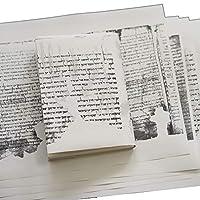 紙製ブックカバー 死海文書 (再生紙)