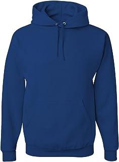 Jerzees mens Fleece Pullover Hooded Sweatshirt Hooded Sweatshirt