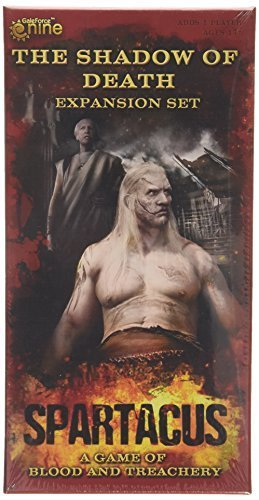 Spartacus: the Shadow of Death Expansion by Gale Force 9