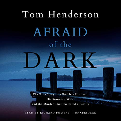 Couverture de Afraid of the Dark