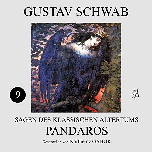 Pandaros audiobook cover art