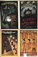 Time Warp Trio - 4 Book Set - Knights of the Kitchen Table - The Not-So-Jolly Roger - 2095 - Tut, Tut