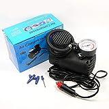 12V Auto Mikro Reifenluftpumpe Mini Portable Fahrzeug elektrische Luftpumpe DEjasnyfall