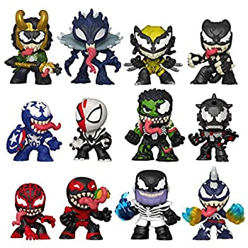 Funko Mystery Minis  Marvel Venom Multicolor