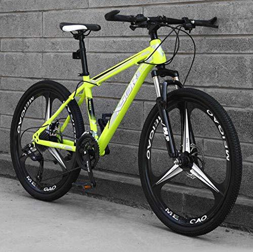 classement un comparer Vélos de montagne LJLYL pour hommes et femmes adultes, VTT semi-rigides avec cadres en acier…