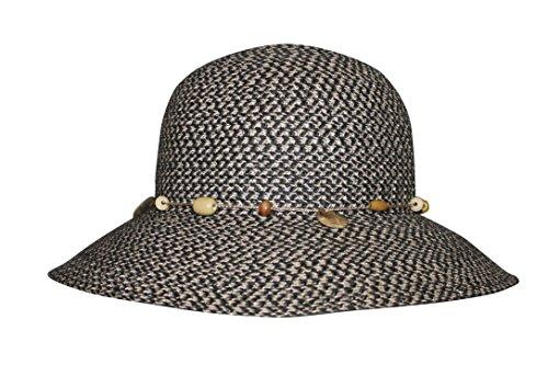 Rigon Headwear dames voor heren uv-bucket-hoed
