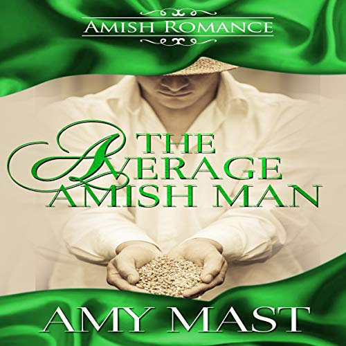The Average Amish Man audiobook cover art