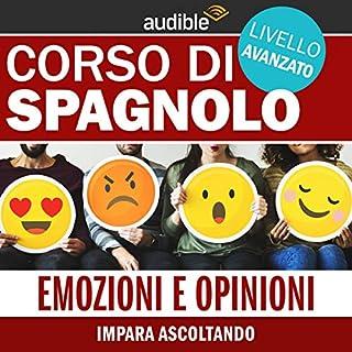 Emozioni e opinioni - Impara ascoltando copertina