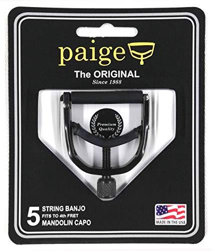 paige capos Paige Acoustic Guitar Body (PBE)