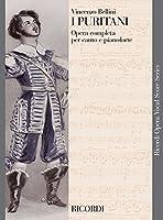 RICORDI BELLINI V. - I PURITANI - CHANT ET PIANO Partition classique Vocale - chorale Choeur et ensemble vocal