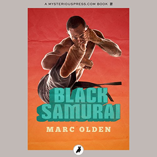 Black Samurai audiobook cover art