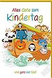 Karte zum Kindertag'viel Spaß', B6 + Umschlag