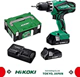 Hikoki DS18DJLWQZ - atornillador inalámbrico