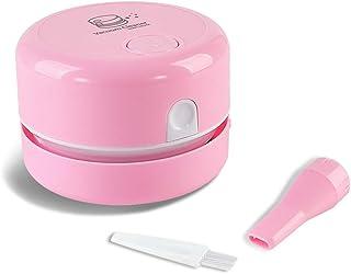 Desktop Vacuum Cleaner Mini Sweeper Handheld Cleaning Dust f