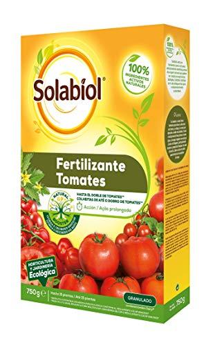 Solabiol - Fertilizante granulado 100% orgánico y ecológic