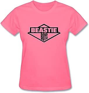 Women's Music Beastie Boys Logo T-Shirt