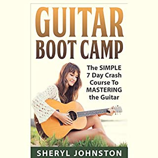 Guitar Boot Camp cover art