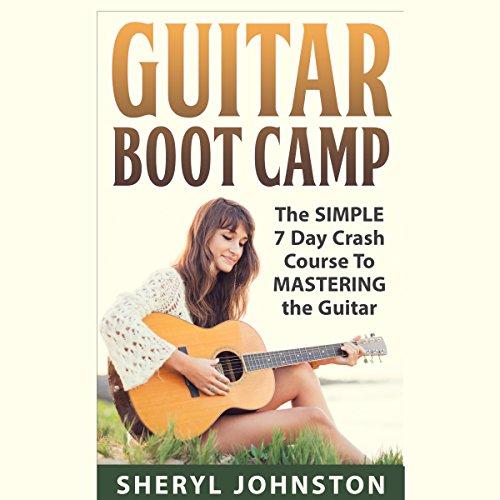 Guitar Boot Camp audiobook cover art