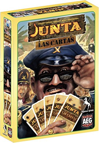 Alderac Entertainment ALD07017 - Junta: Las Cartas