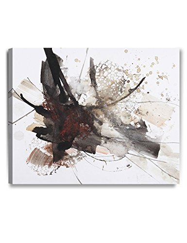 DECORARTS - Abstract Art(Abstract Brush Painting), Giclee Pr...