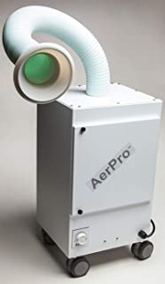 Portable dust collector, with final HEPA filter 350 CFM, made in USA