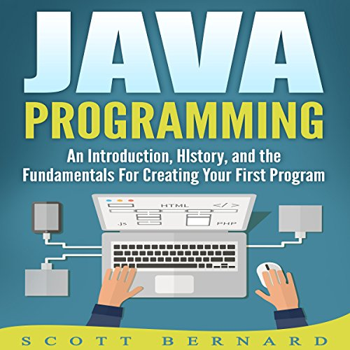 Java Programming audiobook cover art