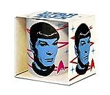 Star Trek–Spock Tazza in Porcellana–Tazza di caffè–colorato–Design Originale Concesso su Licenza–LOGOSHIRT