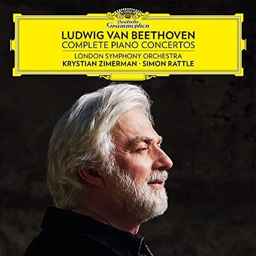 Beethoven: Complete Piano Concertos [3 CD]