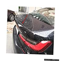 UBUYUWANT ABSプラスチック外装リアスポイラーテールトランクブーツウィング装飾カー