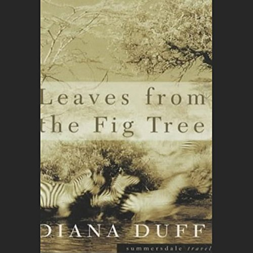 Leaves from the Fig Tree audiobook cover art