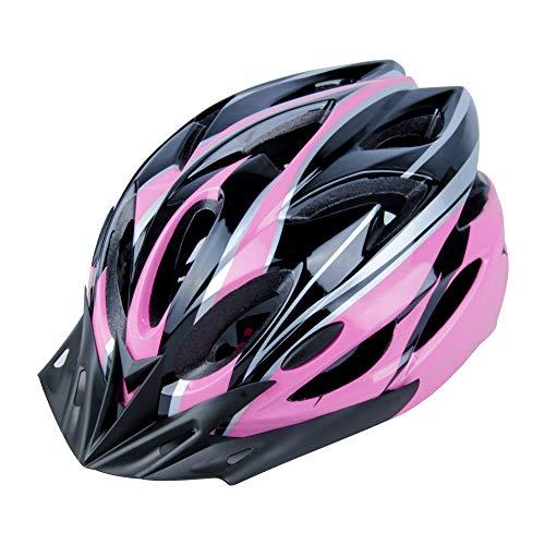 DesignSter Fahrradhelm für Erwachsene Herren Damen MTB Mountainbike Helm mit Abnehmbarem Visier und Verstellbar Radhelm 57-63cm