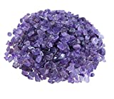 Amethyst Mini Trommelsteine Chips 100 gramm 5-15 mm