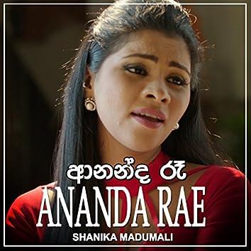 Ananda Rae - Single