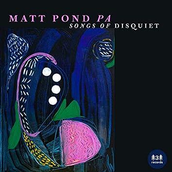 Songs of Disquiet