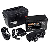 SPYPOINT Rechargeable 12V Battery Charger & Housing Kit Black