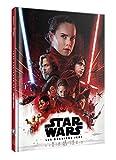 STAR WARS - Disney Cinéma - Épisode VIII - Les Derniers Jedi - l'histoire du film: Livre - épisode VIII : Les Derniers Jedi - l'histoire du film
