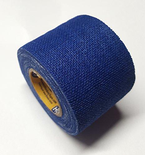 Howies Schlägertape Profi Non-Stretch Grip Hockey-Tape, Griptape (blau), 4,57 m