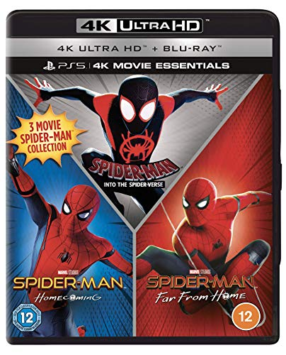 Spider-Man: Far from Home / Spider-Man: Homecoming / Spider-Man: Into the Spider-Verse - Set