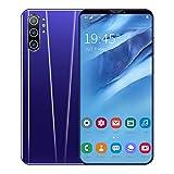 Teléfono Inteligente teléfono móvil Android Doble SIM Doble Modo de Espera Pantalla HD de 5.8 Pulgadas 4GB + 64GB teléfono móvil Desbloqueado cámara 8MP + 16MP 4800mAh