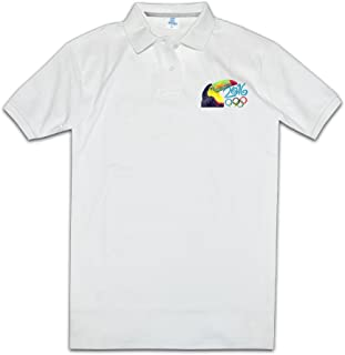 Guy Nerd Brand New The Olympic Toucan Polo Tee-shirts