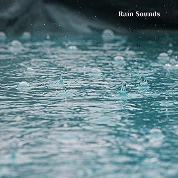 Summer Thunderstorm, Rain, Lightning Sounds, Session 7