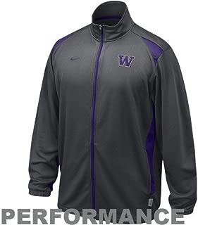 Nike Washington Huskies Jacket - Players Training Warm-up Jacket
