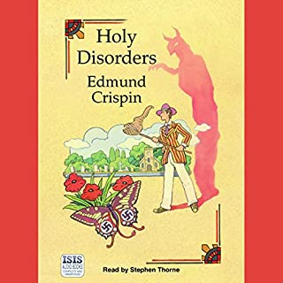 Holy Disorders audiobook cover art