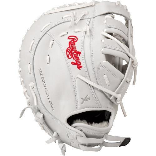 RAWLINGS Liberty Advanced Gant de Balle de Softball avec Sangle Droite 33 cm 33 cm