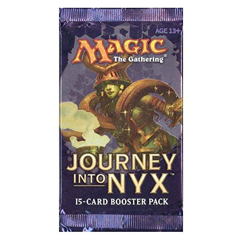 Magic The Gathering - 332432 - Jeu De Cartes - The Journey Into Nyx - Bo D36