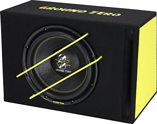 Ground Zero GZIB 3000XSPL - 30cm subwoofer